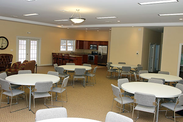 Community Center Seating
