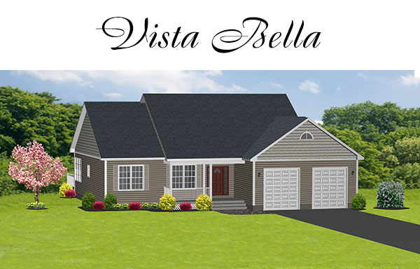 Vista Bella Custom Home Apple Valley Estates Maine