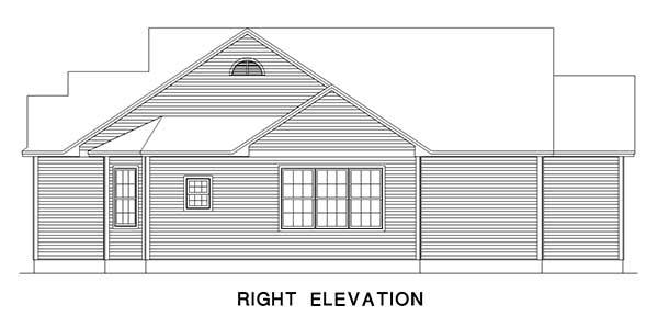 Macintosh Right Elevation Apple Valley Estates Maine